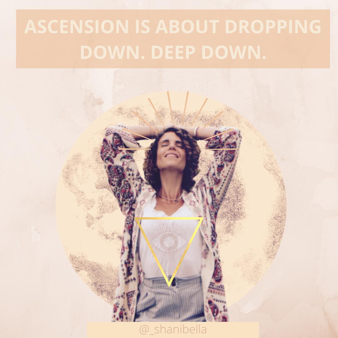 SPIRITUAL AWAKENING AND ASCENSION